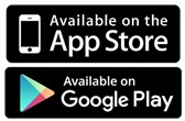 available on app store and Google play