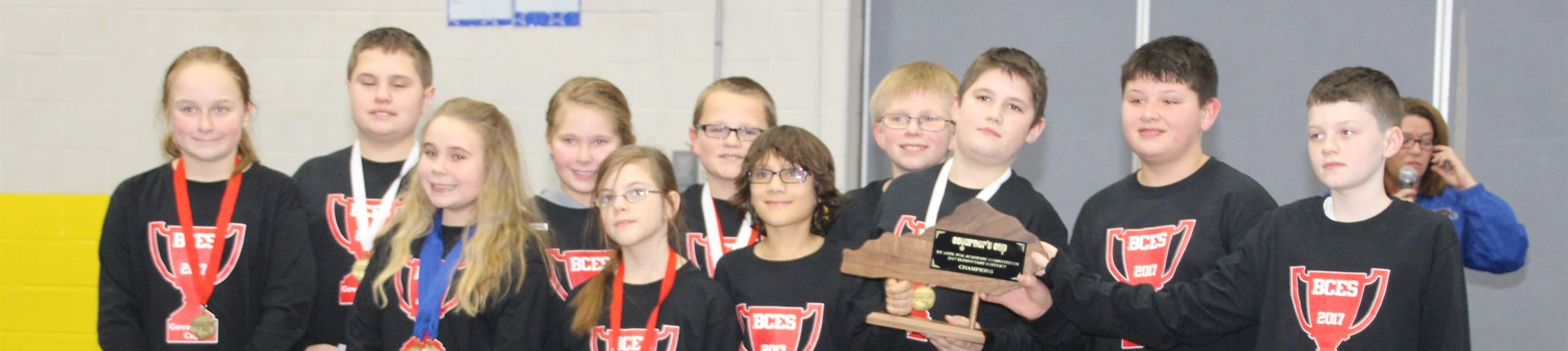 Bourbon Central Elementary  Wins Governors Cup