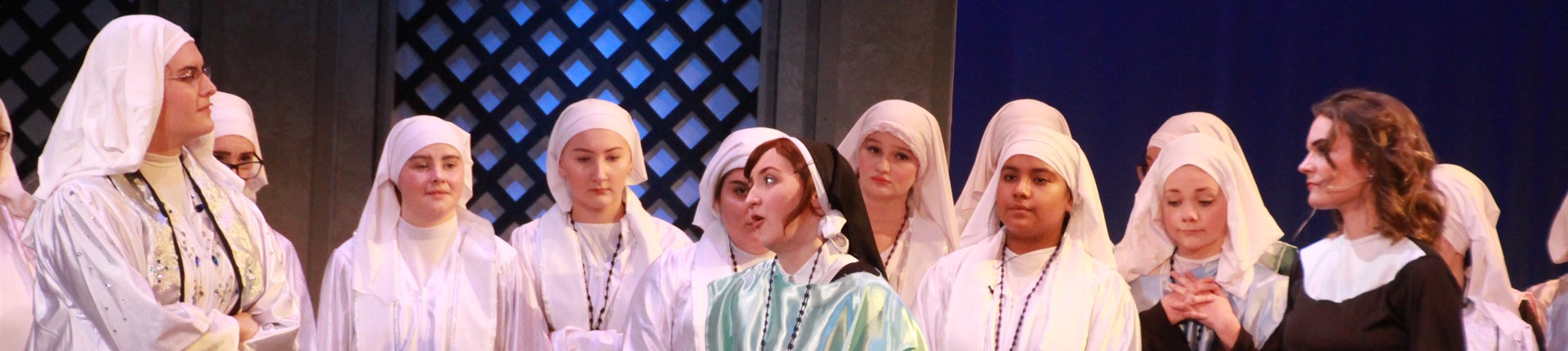 "Nuns from ""Sister Act"""
