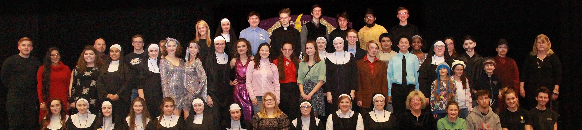 "Cast of ""Sister Act"""