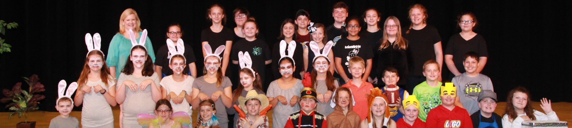 "Cane Ridge Elementary play ""The Velveteen Rabbit"""
